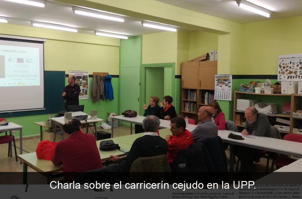 CONTINUAMOS CON LAS CHARLAS DIVULGATIVAS EN CASTILLA Y LEÓN