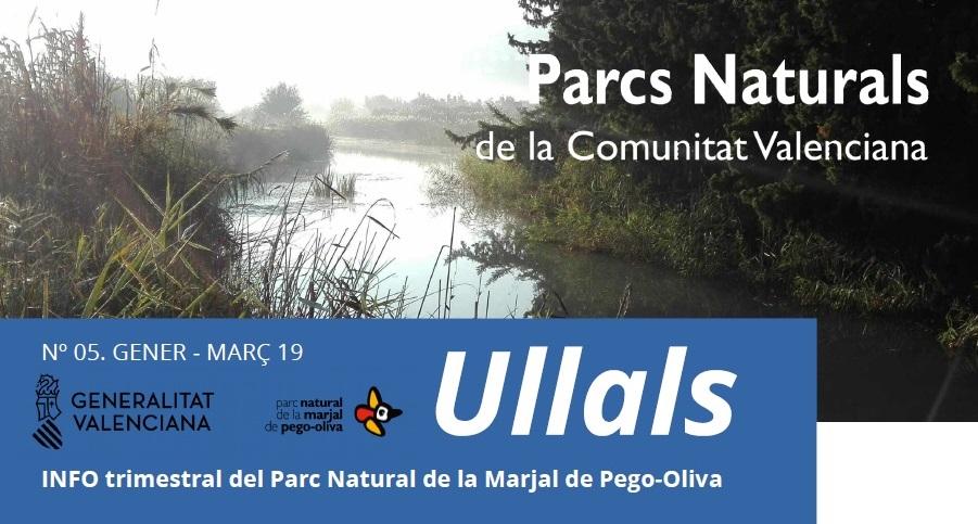 """DE NUEVO PROTAGONISTAS EN EL BOLETÍN """"ULLALS"""""""