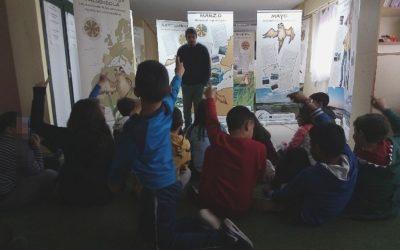 YA HAN COMENZADO LOS TALLERES EDUCATIVOS EN LOS COLEGIOS DE CASTILLA LA MANCHA