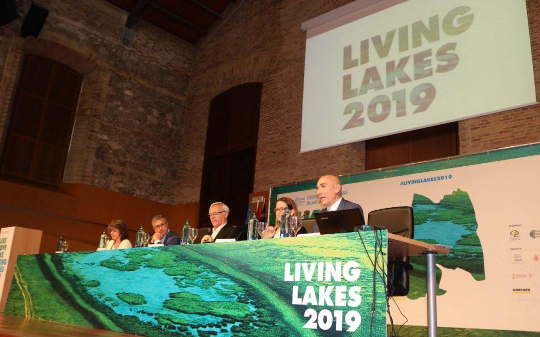 EL LIFE PALUDICOLA, EJEMPLO DE PROYECTO EN HUMEDALES DURANTE LIVING LAKES