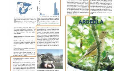 MÁS CITAS DE CARRICERÍN CEJUDO SON PUBLICADAS EN EL NOTICIARIO DE ARDEOLA