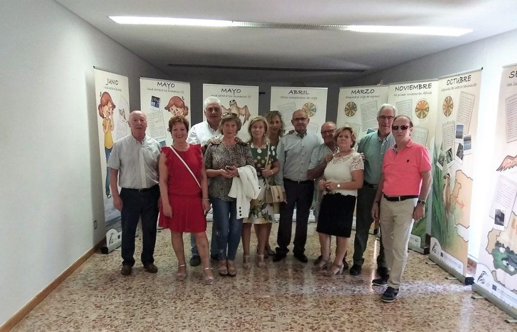 Exposición el Pedraza de Campos, Palencia.