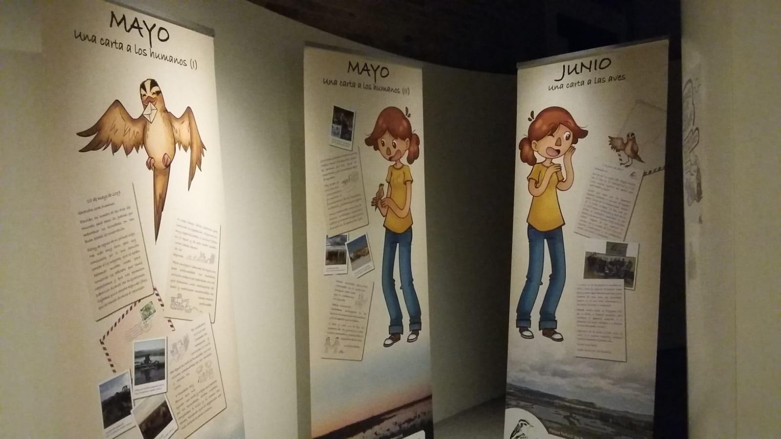 Exposición en l'Observatori de Canvi Climàtic de València