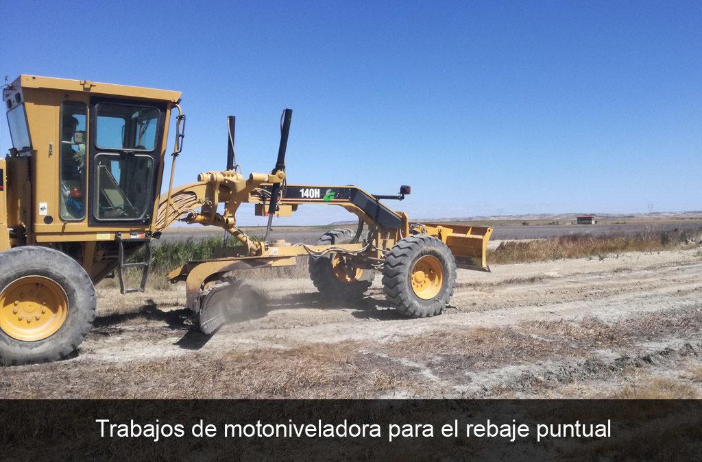 (Español) RETIRADA PUNTUAL DEL DRENAJE DE LA LAGUNA DE PEDRAZA DE CAMPO