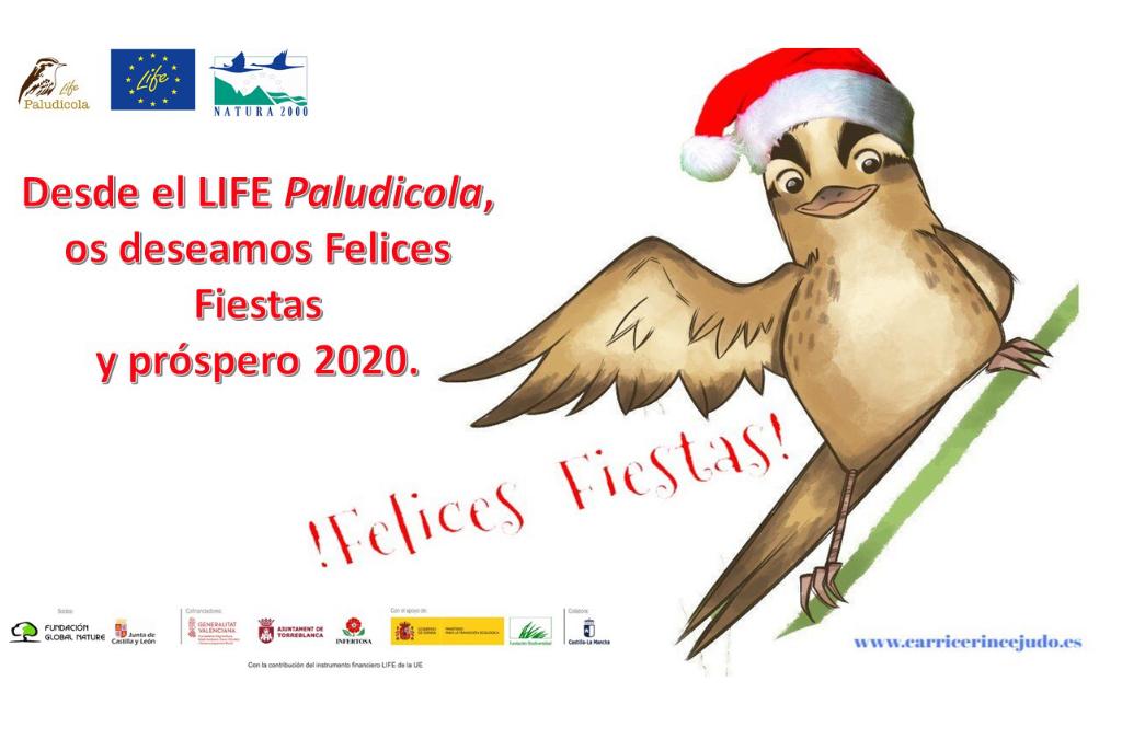 (Español) ¡FELICES FIESTAS Y PRÓSPERO 2020!