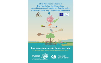 (Español) EL PROYECTO LIFE PALUDICOLA CONMEMORA EL DÍA DE LOS HUMEDALES CON DIFERENTES ACTIVIDADES